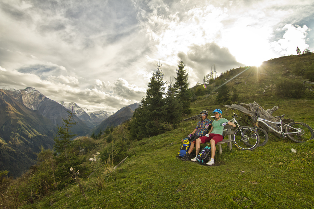 Zellamsee Mountainbike